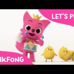 Play a Drum With Me!   Let's Play With PINKFONG   PINKFONG Songs for Children