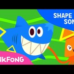 Triangles Under the Sea | Shape Songs | PINKFONG Songs