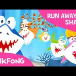 Run Away, Baby Shark ! | Animal Songs | PINKFONG Songs for Children