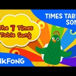 The 7 Times Table Song | Count by 7s | Times Tables Songs | PINKFONG Songs for Children