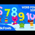 Numbers | Word Power | PINKFONG Songs for Children