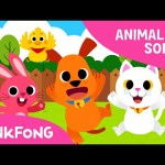 Baby Animals | Animal Songs | PINKFONG Songs for Children