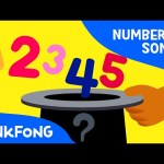 Counting 1 to 5 | Number Songs | PINKFONG Songs for Children