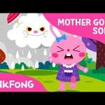 Rain, Rain, Go Away | Mother Goose | Nursery Rhymes | PINKFONG Songs for Children