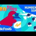 Ten Flies | Number Songs | PINKFONG Songs for Children