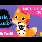 Mary Had a Little Lamb | Mother Goose | Nursery Rhymes | PINKFONG Songs for Children