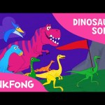 Dinosaur Parade | Dinosaur Songs | PINKFONG Songs for Children