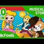 The Little Mermaid | Fairy Tales | Musical | + Compilation | PINKFONG Story Time for Children