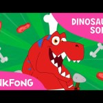 Tyrannosaurus Rex | I'm a Chef Today | Dinosaur Songs | PINKFONG Songs for Children