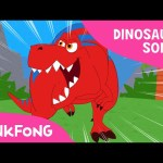 Dinosaur Song for Kids | Nursery Rhymes | Dinosaur Songs | PINKFONG Songs for Children