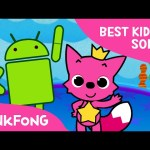 The Hokey Pokey with the Android robot   Best Kids Songs   PINKFONG Songs for Children