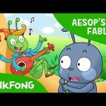 The Ant and the Grasshopper | Aesop's Fables | PINKFONG Story Time for Children