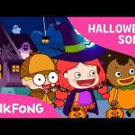 Knock Knock Trick or Treat | Halloween Songs | PINKFONG Songs for Children
