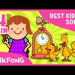 123 Counting Songs | Best Kids Songs | + Compilation | PINKFONG Songs for Children