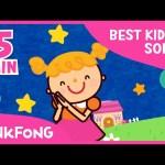 Lullaby Bedtime Songs   Best Kids Songs   PINKFONG Songs for Children
