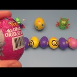 Trolls Surprise Egg Learn-A-Word! Spelling Wildlife Animals!  Lesson 6