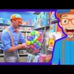 Blippi Toy Store   Educational Videos for Preschoolers