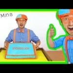 Blippi 100 Million Views   Preschool Songs and More!