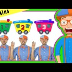 Preschool Learning with Blippi | Learn Colors with Songs for Toddlers