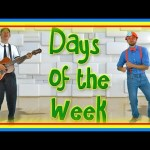 Days Of The Week SONG – Nursery Rhyme