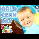 Baby Jake – World Ocean Day | Deep Sea Diving with Jake