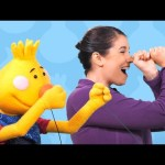 More Rock Scissors Paper | Sing Along With Tobee | Kids Songs