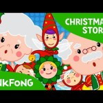 The Elves and the Shoemaker   Christmas Stories   Pinkfong Story Time for Children