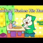 Crawford Washes His Hands | Cartoon Shows For Kids