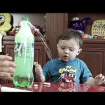 Shawn's Circle: ♫ Mentos Coca-Cola Challenge (#2) | DOH MUCH FUN