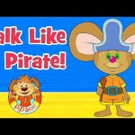 Pip Ahoy! – Talk Like A Pirate Day!