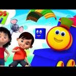 Best Kids Songs Compilation | Bob The Train | Nursery Rhymes For Children – Kids TV