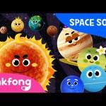 Eight Planets | Space Song | Pinkfong Songs for Children