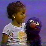 Sesame Street – Grover and Tanya play the Up and Down game