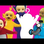 Teletubbies: Tinky Winky Dipsy Laa-Laa Po Noo-noo AND ???  | APRIL FOOLS 2017