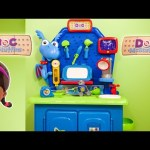 Unboxing the Doc McStuffins Stuffy Check Up Center Toys Review
