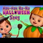 Nah Nah Ha Ha – Halloween Song | Baby Ronnie | Nursery Rhymes & Kids Songs | 3D Rhymes