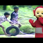 Teletubbies | Rolling Wheels | India | 105 | Videos For Kids