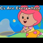 ABCs are Everywhere and More | PHONICS LETTER HUNT GAME | Baby Songs from Mother Goose Club!