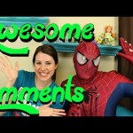 Reading Awesome Comments With DisneyCarToys Sandra Kids Toys