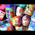 Surprise Toys ❤ My Little Pony toys PJ Masks Frozen Mickey Mouse kinder egg LOL Dolls