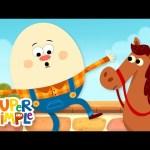 Humpty Dumpty | Kids Songs | Super Simple Songs
