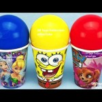 Cups and Balls Surprise Toys Minions Disney Pixar Cars 3 Kinder Joy Learn Colors Play Doh Fun Kids