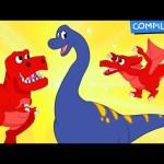 Morphle Dinosaur Adventures – Pterodactyl, T-Rex, Ankylosaurus Videos for Kids