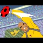 Supa Strikas | The Brislovian Candidate | Soccer Cartoons for Kids | Sports Cartoon