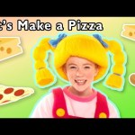 Let's Make a Pizza + More | TASTY FOOD RHYMES | Mother Goose Club Phonics Songs