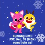 Join Pinkfong's Holiday Event | Winners From This Week | Pinkfong Toy Giveaway