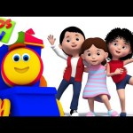 The Land of Magical Colors | Bob The Train Cartoons | Learning Videos by Kids TV