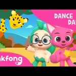 Cheetah | Animal Song | Dance Dance | Dance Along | Pinkfong Songs for Children