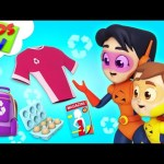 Recycling Song | The Supremes | Cartoons Videos & Baby Rhymes – Kids TV