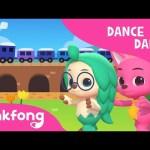 Choo Choo Train   Dance Dance   Car Song   Pinkfong Songs for Children